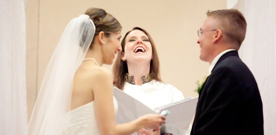 Wedding Officiants – Our Services