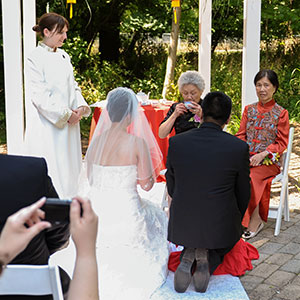 Chinese Multicultural Wedding Tea Ceremony by Rev. Laura Cannon