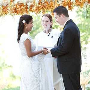 Indian Multicultural Wedding Ceremony by Rev. Laura Cannon