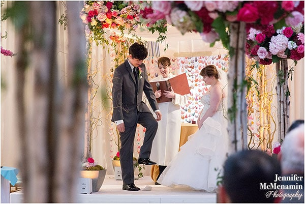 Jewish Chinese Multicultural Wedding by Rev. Laura Cannon