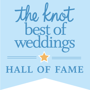 Awards - The Knot Best of Weddings Hall of Fame