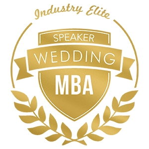 Awards - Wedding MBA Industry Elite Speaker