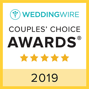 Awards - WeddingWire Couple's Choice Awards 2019