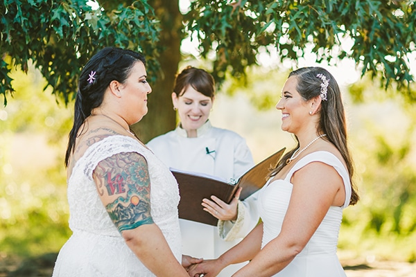 Gay Wedding Officiants - LGBT Weddings | Ceremony Officiants