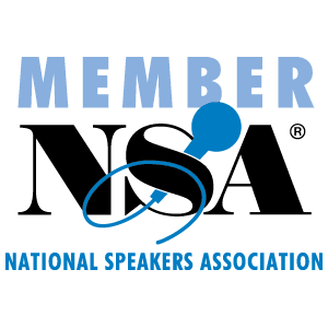 National Speakers Association - Professional Member