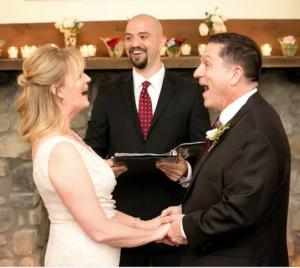 Rev. Tim Mulosmanaj, Wedding Officiant
